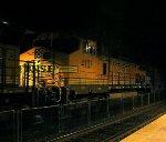 BNSF 4107 on K140